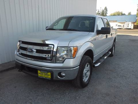 2013 Ford F-150 for sale in Davenport, WA