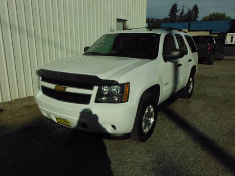 2014 Chevrolet Tahoe for sale in Davenport, WA