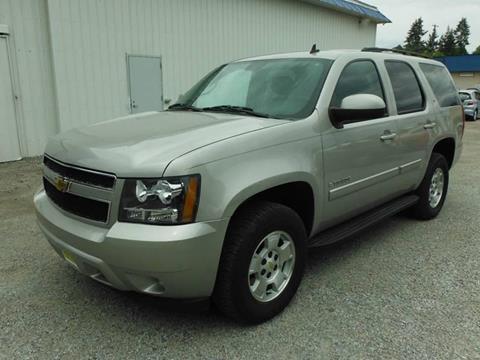 2008 Chevrolet Tahoe for sale in Davenport, WA
