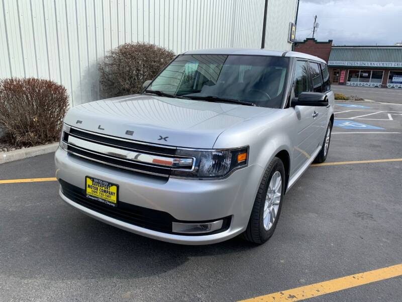 2016 Ford Flex for sale at DAVENPORT MOTOR COMPANY in Davenport WA
