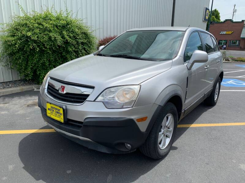 2008 Saturn Vue for sale at DAVENPORT MOTOR COMPANY in Davenport WA