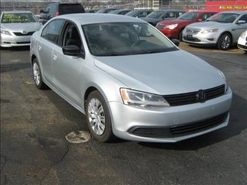 2012 Volkswagen Jetta for sale in Cincinnati, OH