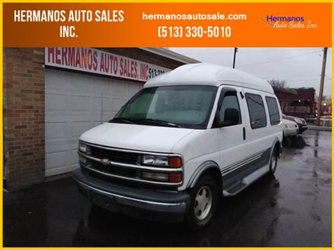 2000 Chevrolet Express Cargo for sale in Hamilton, OH