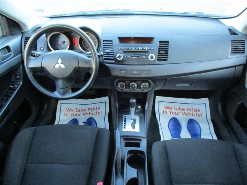 2009 Mitsubishi Lancer DE 4dr Sedan CVT - Des Moines WA