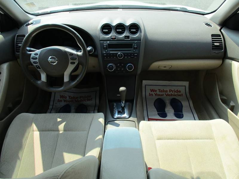 2012 Nissan Altima 2.5 S 4dr Sedan - Des Moines WA