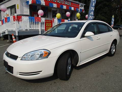 2009 Chevrolet Impala for sale in Des Moines, WA