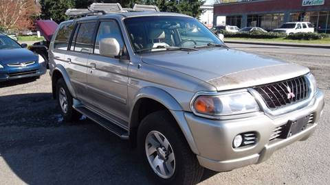 2001 Mitsubishi Montero Sport for sale in Kent, WA