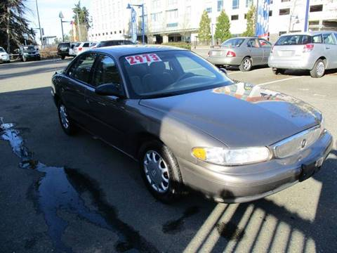 2003 Buick Century for sale in Des Moines, WA