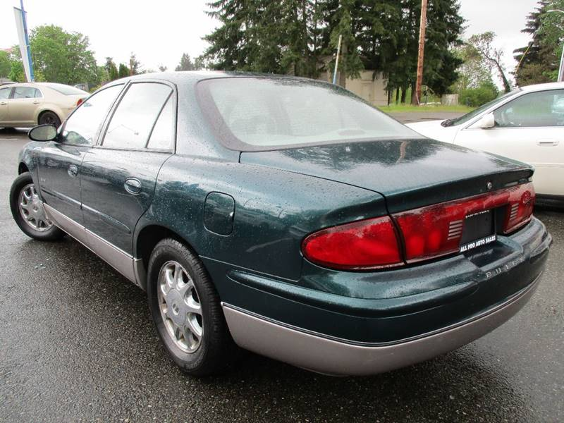 1999 Buick Regal 4dr GS Supercharged Sedan - Des Moines WA