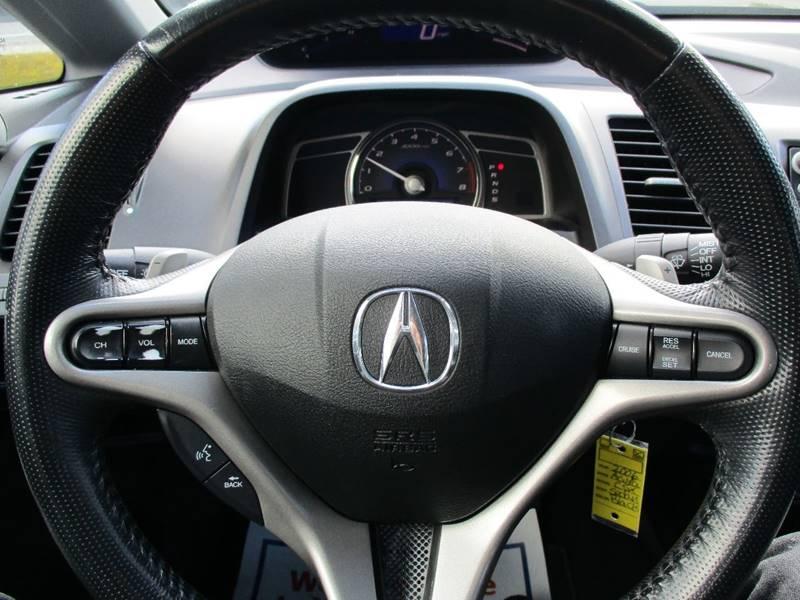 2006 Acura CSX Civic Premium Package W/Navi - Des Moines WA