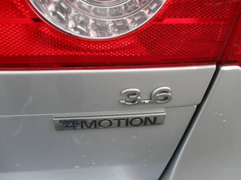 2007 Volkswagen Passat AWD 3.6L 4Motion 4dr Wagon - Des Moines WA