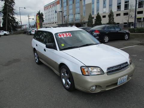 2002 Subaru Outback for sale in Des Moines, WA