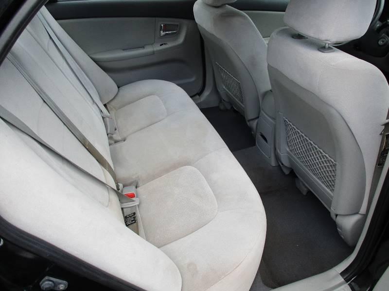2008 Kia Spectra EX 4dr Sedan (2L I4 5M) - Des Moines WA