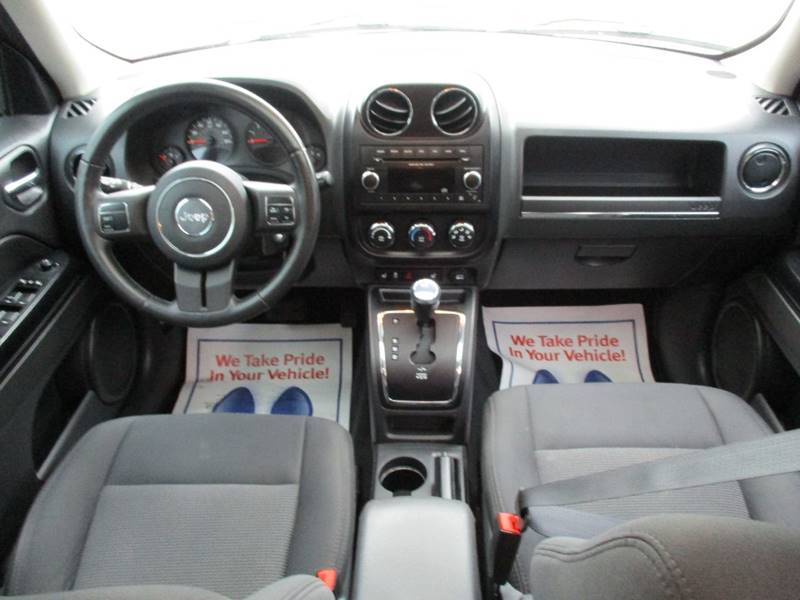 2012 Jeep Patriot 4x4 Latitude 4dr SUV - Des Moines WA