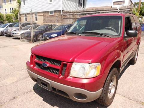 2003 Ford Explorer Sport for sale in West Warwick, RI