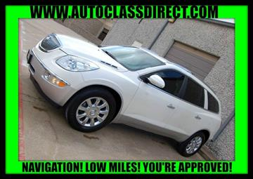 2012 Buick Enclave for sale in Richardson, TX
