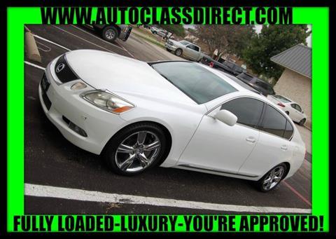 2007 Lexus GS 430 for sale in Richardson, TX
