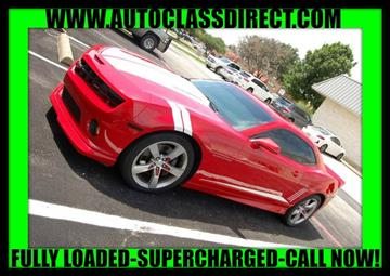 2010 Chevrolet Camaro for sale in Richardson, TX