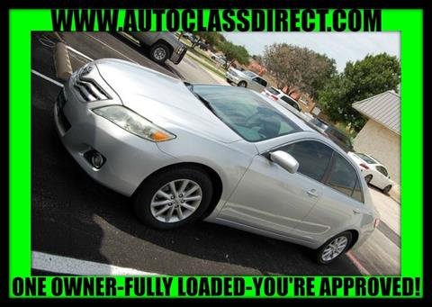 2010 Toyota Camry for sale in Richardson, TX
