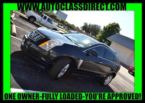 2014 Cadillac SRX for sale in Richardson, TX
