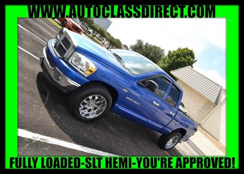 2007 Dodge Ram Pickup 1500 for sale in Richardson, TX