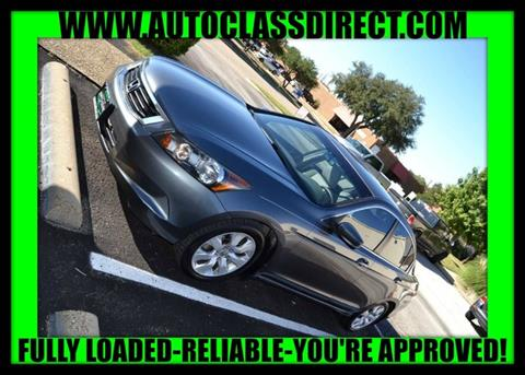 2009 Honda Accord for sale in Richardson, TX