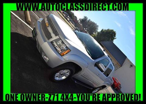 2013 Chevrolet Black Diamond Avalanche for sale in Richardson, TX