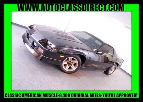 1985 Chevrolet Camaro for sale in Richardson, TX
