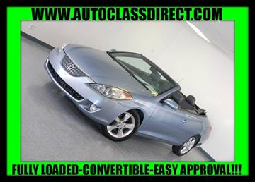 2006 Toyota Camry Solara for sale in Richardson, TX