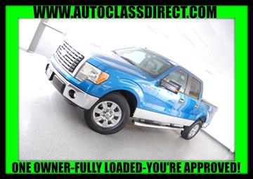2012 Ford F-150 for sale in Richardson, TX