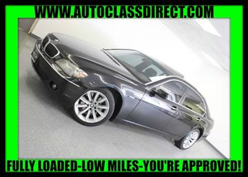 2008 BMW 7 Series for sale in Richardson, TX