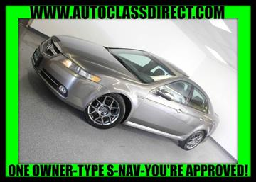 2007 Acura TL for sale in Richardson, TX