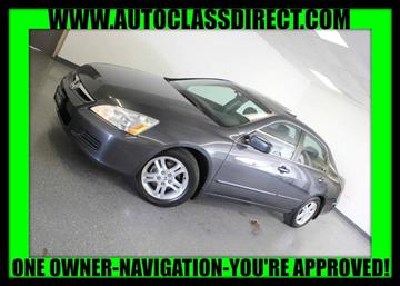 2007 Honda Accord for sale in Richardson, TX