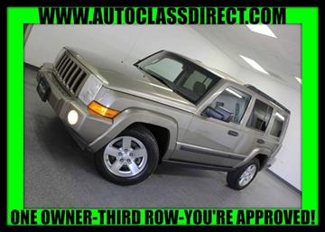 2006 Jeep Commander for sale in Richardson, TX