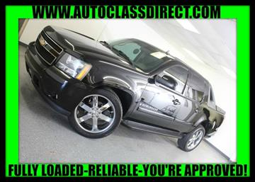 2007 Chevrolet Avalanche for sale in Richardson, TX