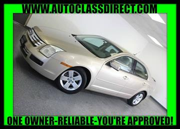 2008 Ford Fusion for sale in Richardson, TX