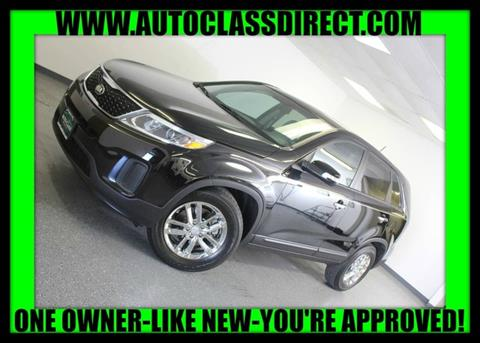 2015 Kia Sorento for sale in Richardson, TX