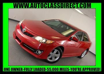 2012 Toyota Camry for sale in Richardson, TX