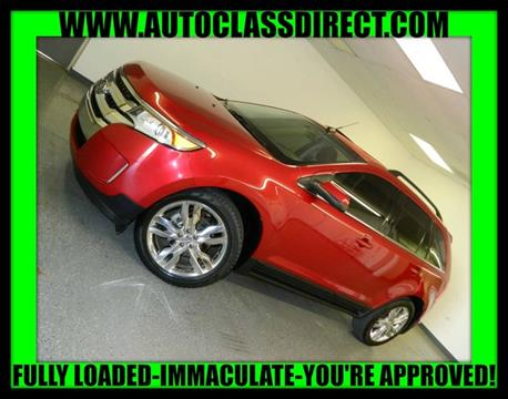 2012 Ford Edge for sale in Richardson, TX