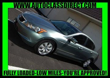 2008 Honda Accord for sale in Richardson, TX
