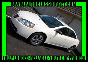 2008 Pontiac G6 for sale in Richardson, TX
