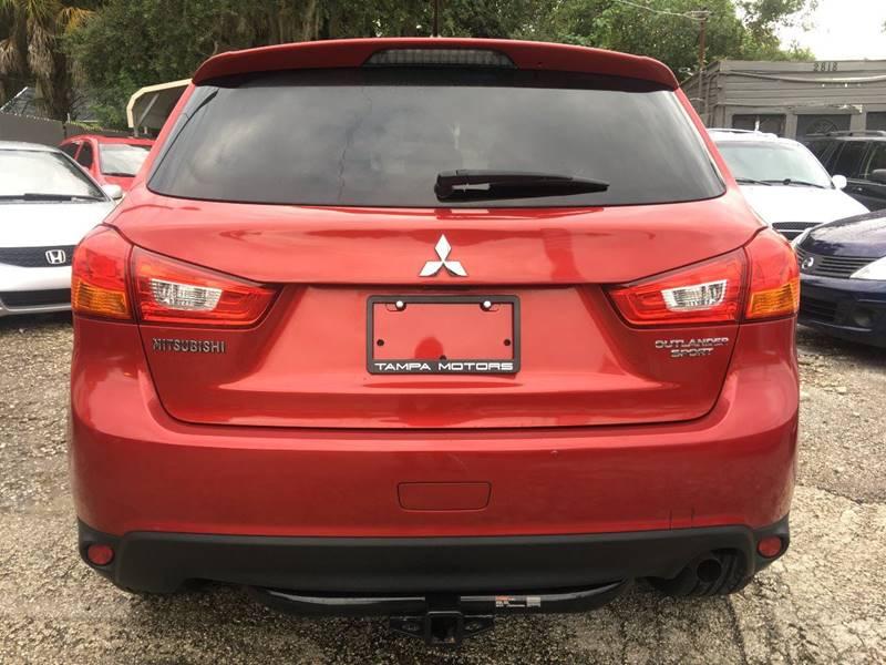Mitsubishi Outlander Sport ES Dr Crossover M In Tampa FL - Mitsubishi dealer tampa