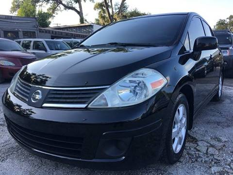 2008 Nissan Versa for sale in Tampa, FL