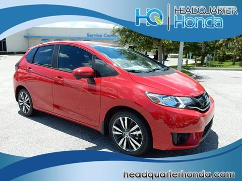 2017 Honda Fit for sale in Clermont, FL