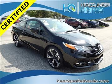 2014 Honda Civic for sale in Clermont, FL