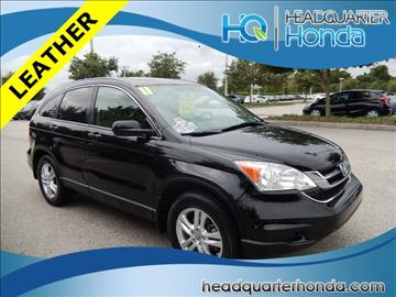 2011 Honda CR-V for sale in Clermont, FL