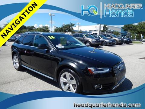 2016 Audi Allroad for sale in Clermont, FL