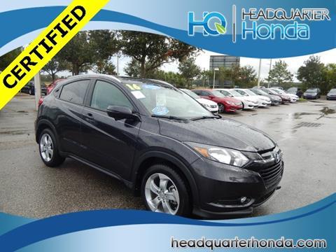 2016 Honda HR-V for sale in Clermont, FL