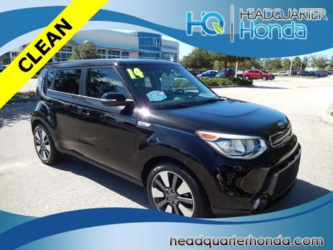 2014 Kia Soul for sale in Clermont, FL