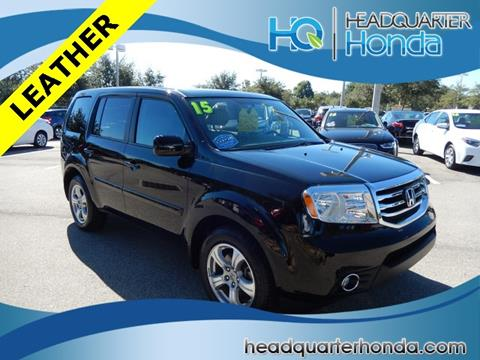 2015 Honda Pilot for sale in Clermont, FL